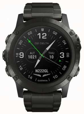 Garmin D2 delta px aviator | DLC tytanowy pasek 010-01989-31