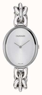 Calvin Klein | oświadczenie kobiet | bransoletka ze stali nierdzewnej | K9Y23126