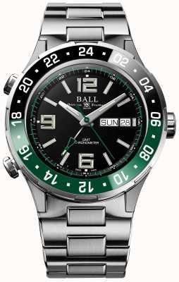 Ball Watch Company Roadmaster marine gmt edycja limitowana DG3030B-S2C-BK