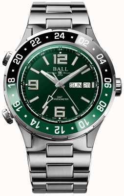 Ball Watch Company Roadmaster marine gmt edycja limitowana DG3030B-S2C-GR
