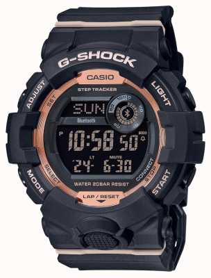 Casio Szok G | skład g | czarny gumowy pasek | bluetooth GMD-B800-1ER