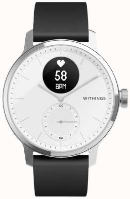 Withings Scanwatch 42mm - biały HWA09-MODEL 3-ALL-INT