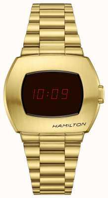 Hamilton Psr | edycja limitowana | złota stal pvd H52424130