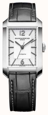 Baume & Mercier Gents Hampton | automatyczne | opalowa srebrna tarcza | M0A10522