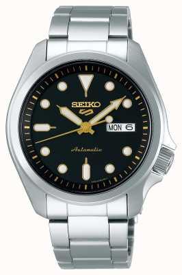 Seiko 5 sportów | automatyczne | zegarek ze stali nierdzewnej SRPE57K1