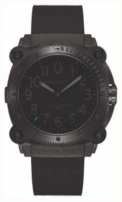 Hamilton Zegarek Tenet belowzero limitowanej edycji niebieski z drugiej ręki H78505331