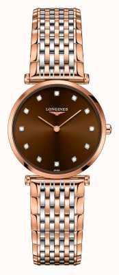 Longines   la grande classique de longines   kobiety   szwajcarski zegarek L45121677