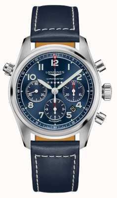 Longines Spirit chronograf | męskie | szwajcarski automatyczny L38204930