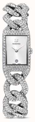 Swarovski Zegarek koktajlowy | bransoleta ze stali szlachetnej zestaw kryształów | 5547617