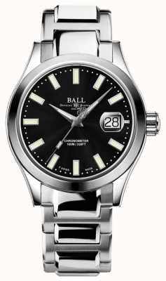 Ball Watch Company Inżynier mężczyzn III Auto   edycja limitowana   czarna tarcza NM2026C-S27C-BK