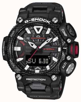 Casio G-Shock Gravitymaster | rdzeń węglowy | bluetooth | czarny GR-B200-1AER
