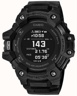 Casio G-shock | g-squad | monitor pracy serca | bluetooth | czarny | GBD-H1000-1ER
