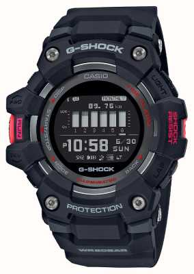 Casio G-shock | g-squad | steptracker | bluetooth | czarny GBD-100-1ER