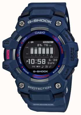 Casio G-shock | g-squad | steptracker | bluetooth | niebieski GBD-100-2ER