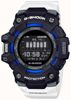 Casio G-shock | g-squad | steptracker | bluetooth | biały GBD-100-1A7ER