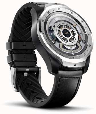 TicWatch Srebrny smartwatch Pro 2020 z ciekłego metalu 139864-WF12106