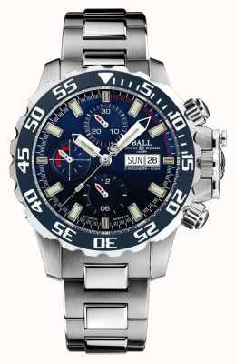 Ball Watch Company Inżynier węglowodorowy niebieska tarcza nedu DC3026A-S3C-BE