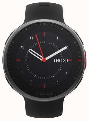 Polar | vantage v2 premium | zegarek multisport | czarny | 90082710