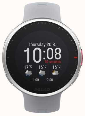 Polar | vantage v2 premium | zegarek multisport | szary / limonkowy | 90083651