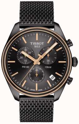 Tissot Męski chronograf T Classic PR 100 T1014172306100