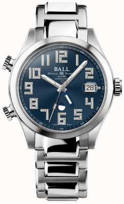 Ball Watch Company Inżynier ii | timerrekker | edycja limitowana | chronometr GM9020C-SC-BE