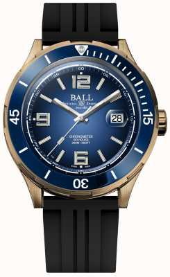 Ball Watch Company Roadmaster m   brąz Archanioła   edycja limitowana   DD3072B-P1CJ-BE