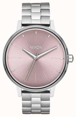 Nixon Kensington   srebrny / blada lawenda   tarcza ze stali nierdzewnej A099-2878-00