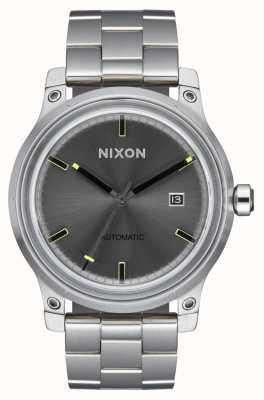 Nixon Piąty element   czarny   bransoleta ze stali nierdzewnej   A1294-000-00