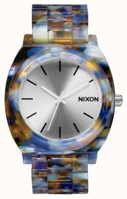 Nixon Octan licznika czasu   octan akwareli   srebrna tarcza A327-1116-00