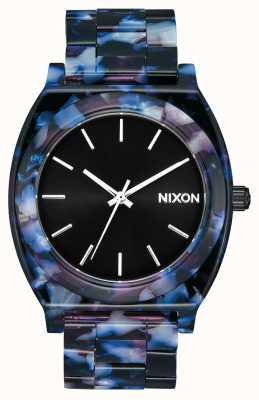 Nixon Octan licznika czasu   czarny / multi   czarna tarcza A327-2336-00