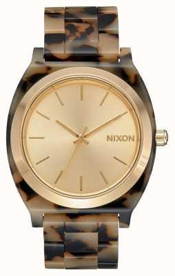 Nixon Octan licznika czasu   kremowy żółw   kremowa tarcza A327-3346-00