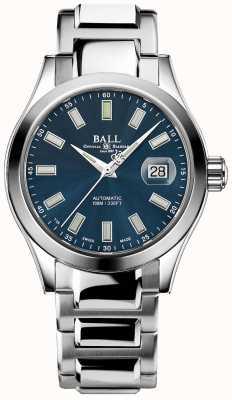 Ball Watch Company Inżynier III Marvelight | stal nierdzewna | niebieska tarcza NM2026C-S10J-BE