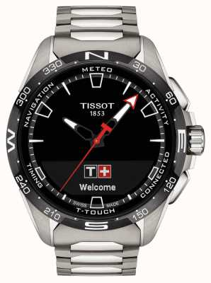 Tissot T-touch connect solar | tytan T1214204405100
