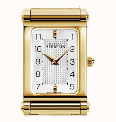 Michel Herbelin Antarès   tylko pozłacana tarcza zegarka H.17048/P28