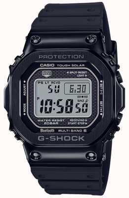 Casio Opaska z żywicy G-shock z czarną ramką ip GMW-B5000G-1ER