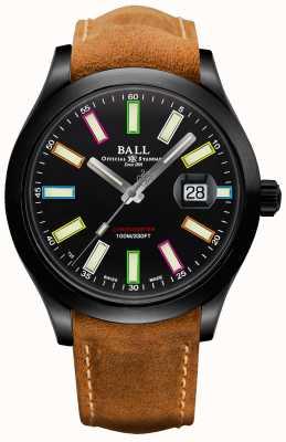 Ball Watch Company Limitowana edycja Engineer II Rainbow Cosc Automatyczny chronometr 43 mm z tytanu NM2028C-L28CJ-BK