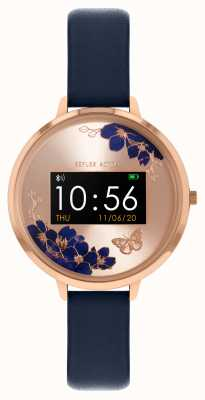Reflex Active Inteligentny zegarek z serii 3 | niebieski pasek RA03-2042