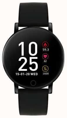 Reflex Active Inteligentny zegarek z serii 5 | monitor hr | kolorowy ekran dotykowy | czarny pasek RA05-2022