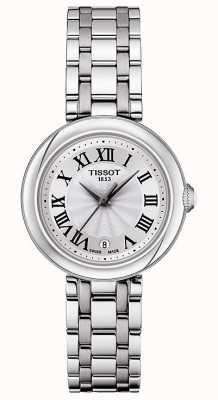 Tissot Bellissima | srebrna tarcza | bransoleta ze stali nierdzewnej T1260101101300