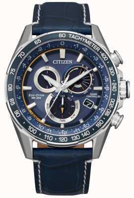 Citizen Męski zegarek Eco-Drive Perpetual Chrono o godz CB5918-02L