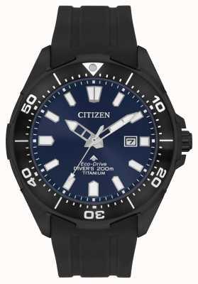 Citizen Męski Eco-Drive Promaster WR200 BN0205-10L
