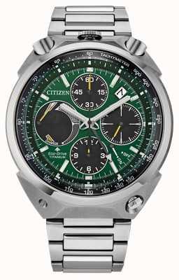 Citizen Męski zegarek Promaster Tsuno Chrono Racer AV0081-51X