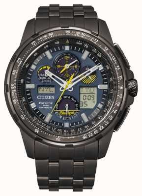 Citizen Męski eco-drive promaster skyhawk blue angels JY8097-58L