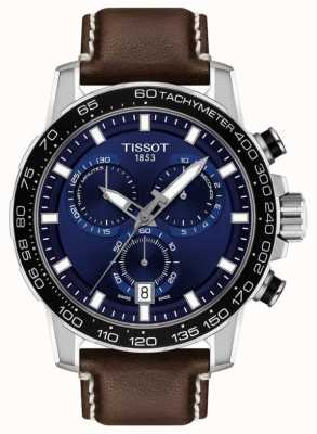 Tissot Męski zegarek kwarcowy Supersport EOL T1256171604100