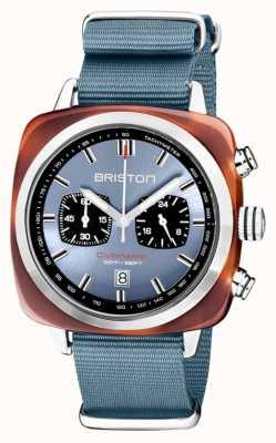 Briston | clubmaster sport | octan | lodowo-niebieski | 20142.SA.TS.25.NIB