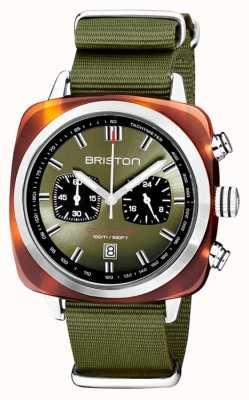 Briston | clubmaster sport | octan | oliwkowy | 20142.SA.TS.26.NOL