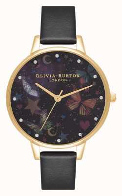 Olivia Burton Demi Night Garden Motyle Wegańska Skóra OB16WG82