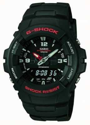 Casio Chronograf G-shock g-100-1bvmes G-100-1BVMUR