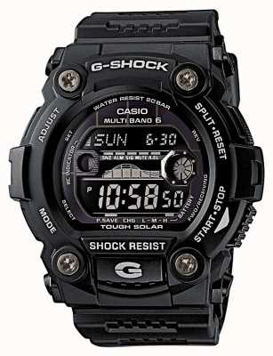 Casio G-shock G-alarm alarmowy sterowany radiowo GW-7900B-1ER