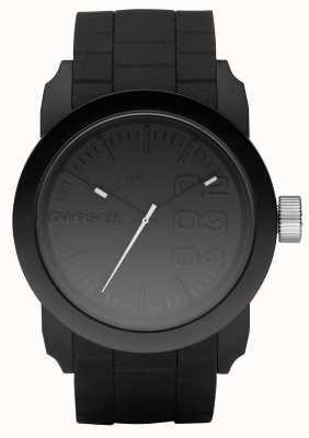 Diesel Męski zegarek z czarnym paskiem DZ1437